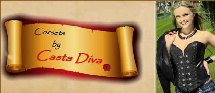 Corsets by Casta Diva