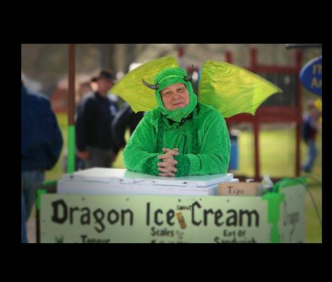 Dragon Ice Cream