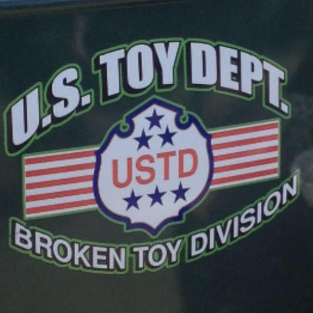 Broken toy division