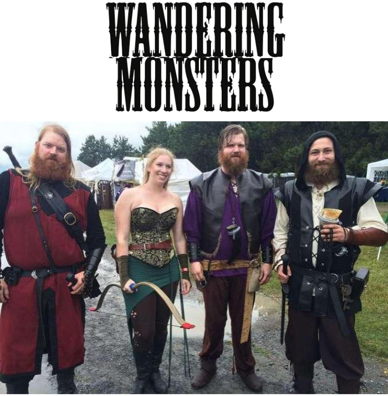 wandering monsters