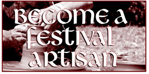 become a festival artisan